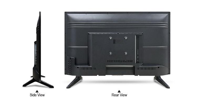 43-inch 4K UHD Security CCTV monitor