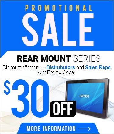 Rear Mount Promotional Sale