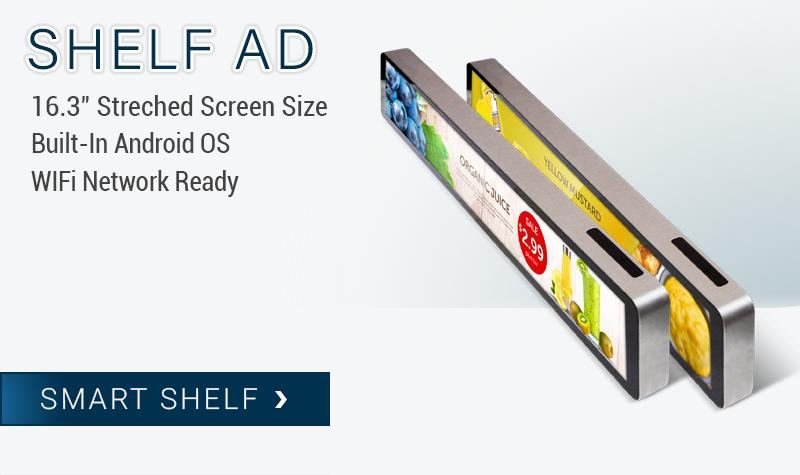 Smart Shelf Display