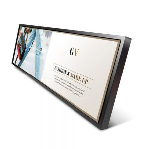 "28.6"" Digital Signage Super Wide Stretched LCD Monitor"