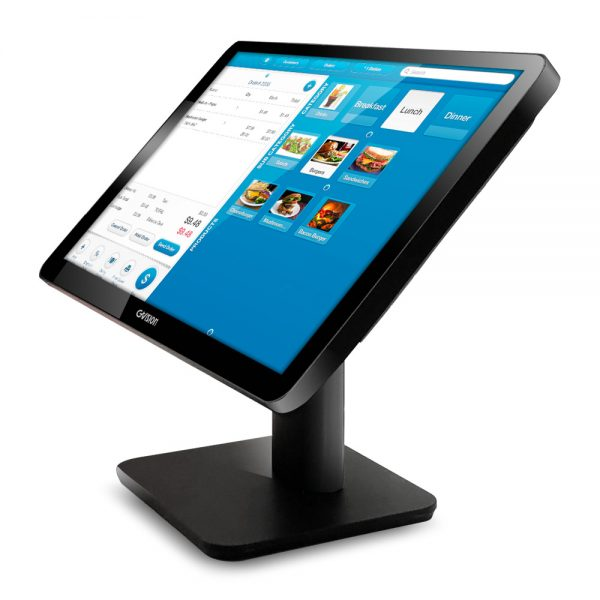 """21.5"""" wide full HD projected capacitive PCAP touchscreen"""