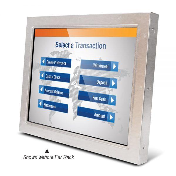 """15"""" KIOSK Open Frame Touchscreen Monitor"""