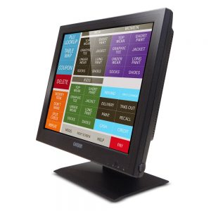 """P17BH 17"""" 5-Wire Resistive Touchscreen Monitor"""