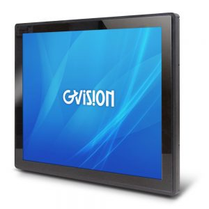 """R17ZH - 17"""" Rear Mount PCAP Touch Monitor"""