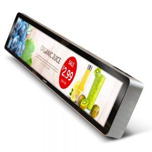 Built-In Andriod Smart Shelf Monitor
