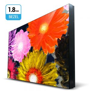 49-Inch 1.8mm Ultra Slim Bezel Video Wall Monitor