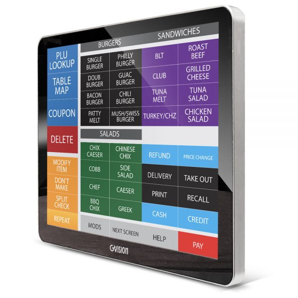 "10.1"" desktop PCAP touchscreen monitor"