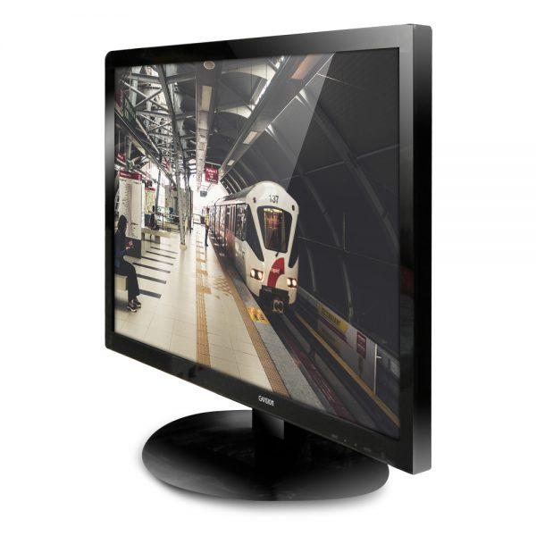 "27"" 1080p Full HD Security CCTV Display Monitor"