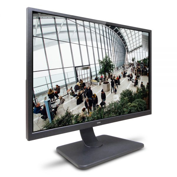"39.5"" Full HD 1080p Security CCTV Monitor"