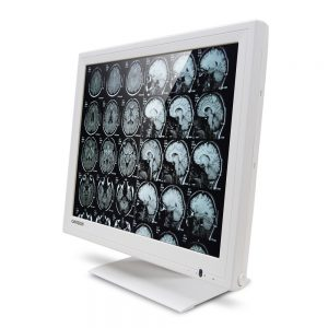 """17"""" 5-Wire Resistive Touch Medical Monitor"""