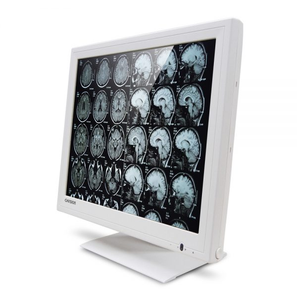 "17"" 5-Wire Resistive Touch Medical Monitor"