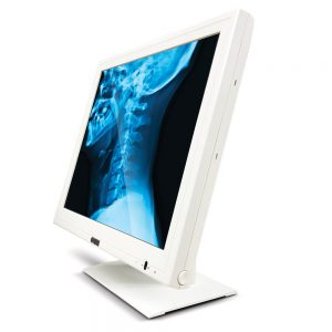 19-Inch Medical Grade Resistive Touch Monitor