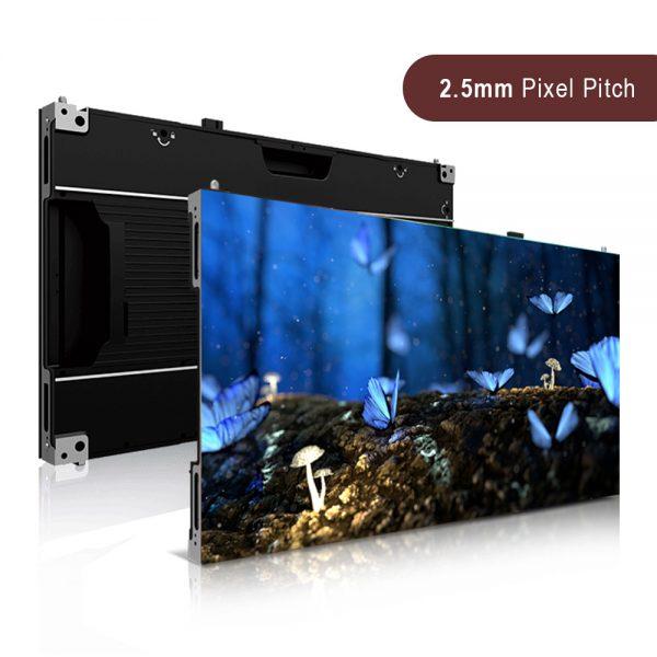 L2D - 2.5mm Pixel Pitch / 600 nits Brightness