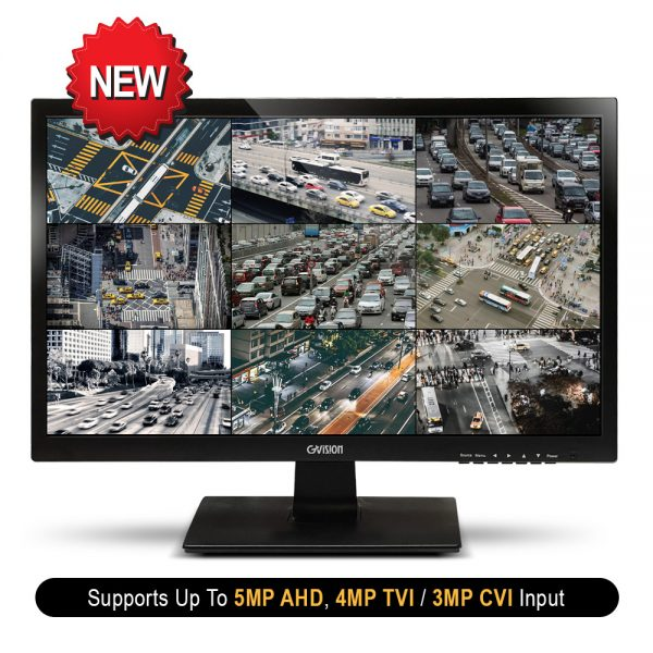 24-Inch CCTV Security Commercial Grade Monitor